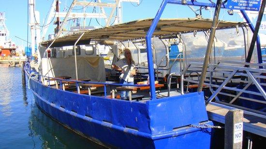 Swan River : Cicerello's Fremantle