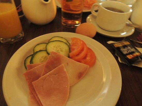 Hotel Makedonia Ltd: 朝食