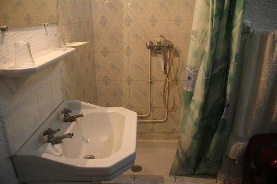 Salle de bain qui pue