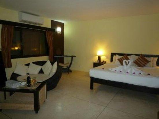Siddharta Boutique Hotel : ハネムーンスイート