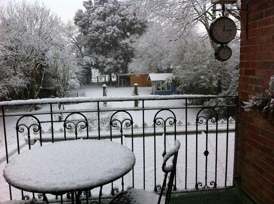 Chimneys B & B: Winter Wonderland