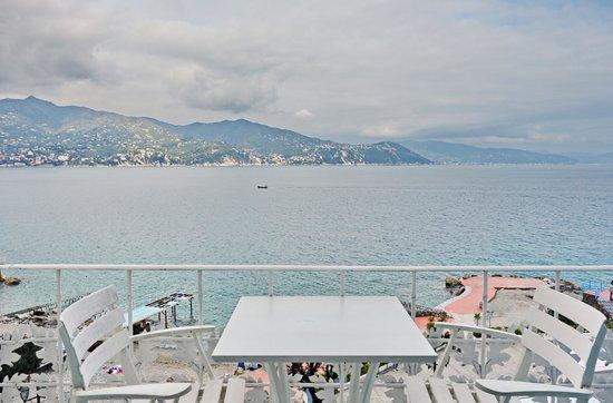 Grand Hotel Miramare: Aussicht