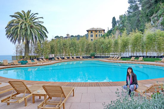 Grand Hotel Miramare: Pool