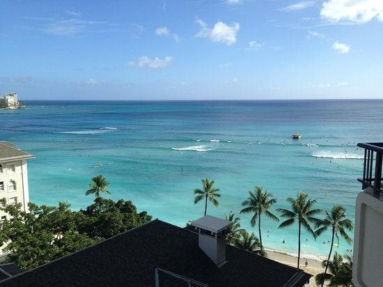 Moana Surfrider, A Westin Resort & Spa : Beautiful Hawaii