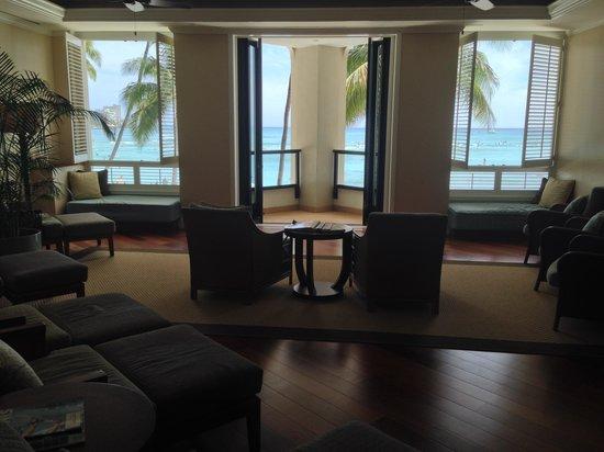 Moana Surfrider, A Westin Resort & Spa: The Spa