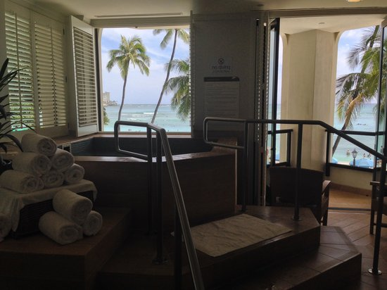 Moana Surfrider, A Westin Resort & Spa : The Spa