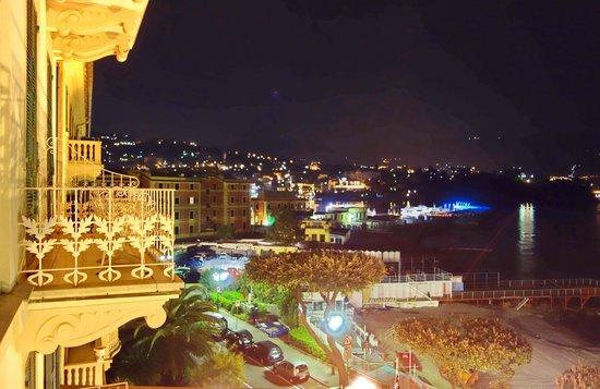 Grand Hotel Miramare : Ausssicht