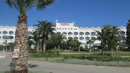 SENTIDO Phenicia: Hotel entrance