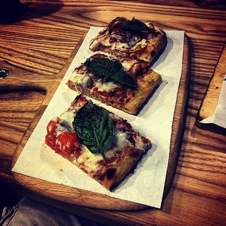 Pizzarium: What you came for, YUM!