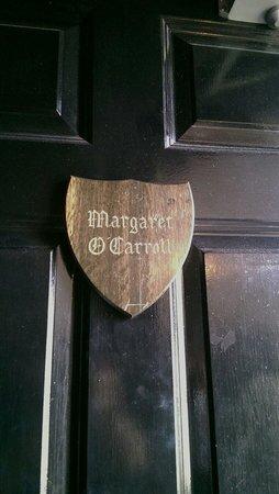 Kinnitty Castle Hotel: the margaret o carroll room