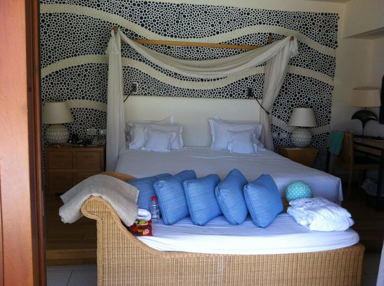 Blue Palace, a Luxury Collection Resort & Spa, Crete : bad