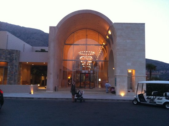 Blue Palace, a Luxury Collection Resort & Spa, Crete : hotel