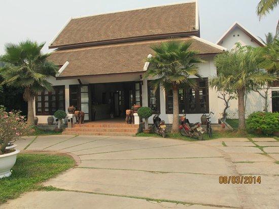 Le Sen Boutique Hotel: La Sen, Luang Prabang
