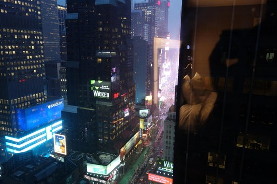 Novotel New York Times Square : la vue