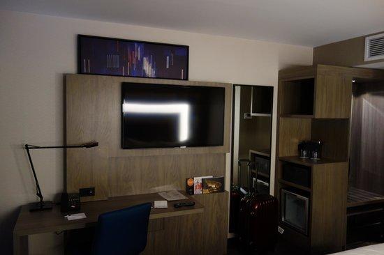 Novotel New York Times Square : la chambre