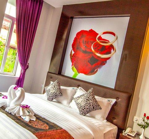 King Grand Suites Boutique Hotel II: Suites room