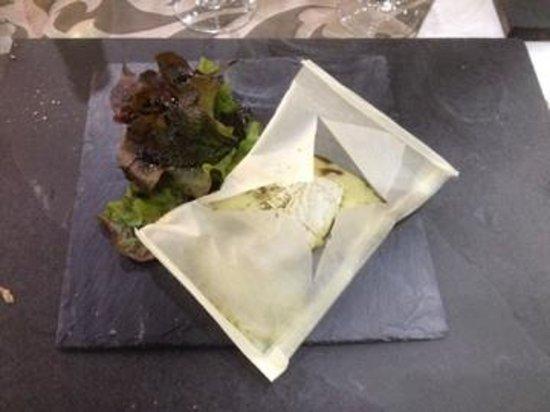 Restaurant La Côte : Camembert chaud
