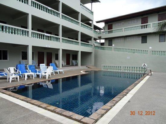 Royal Crown Hotel & Palm Spa Resort: Другой корпус