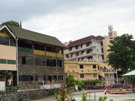 Royal Crown Hotel & Palm Spa Resort: Отель