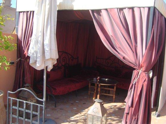 Riad Dar Mimouna Hotel : Terrace
