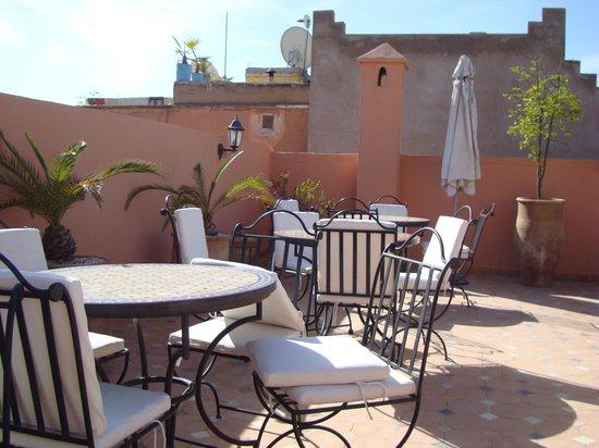 Riad Dar Mimouna Hotel: Terrace
