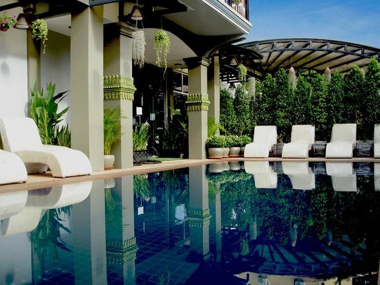 King Grand Suites Boutique Hotel II: Swimming Pool