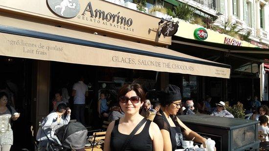 Amorino Cafe : Muhteşem Amorino