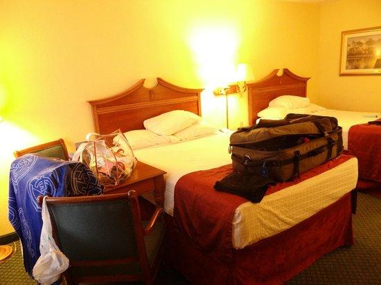 Best Western Crystal River Resort: hotel sympa et correct