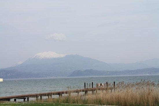 Camping Bella Italia: Le lac
