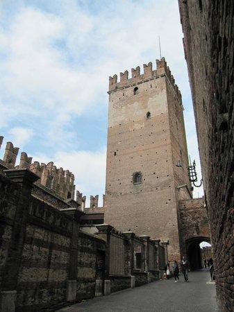 Museo di Castelvecchio: torre