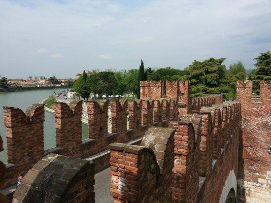 Museo di Castelvecchio: ponte