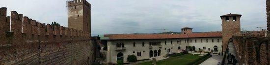 Museo di Castelvecchio: panorama visto dalle mura