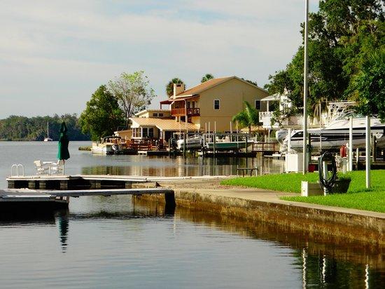 Best Western Crystal River Resort : hotel sympa et correct