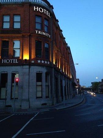 Trinity City Hotel: Trinity Capitol Hotel