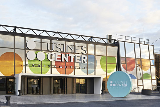 ‪Usines Center Paris Outlet‬