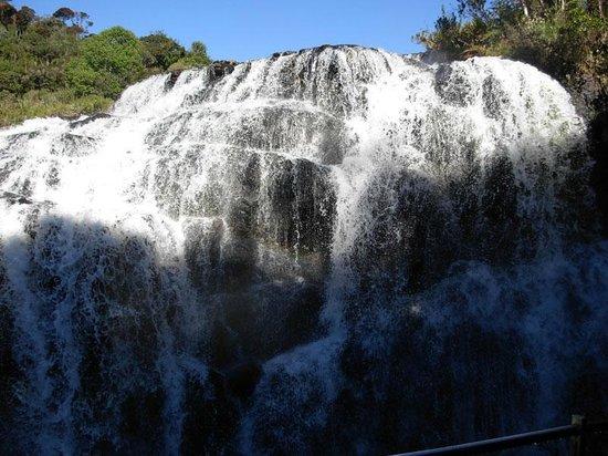 Baker's Falls: Вид
