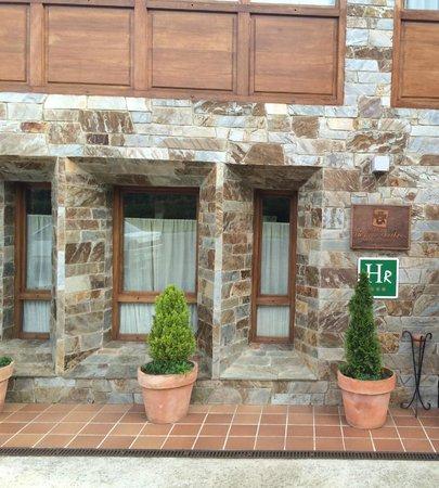 Restaurante Casa Vieja del Sastre: Entrada a Recepción.