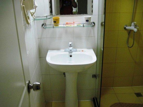 Home Inn Liaocheng Gaotang Yuqiu Shengjing : Sink