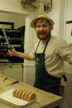 Fudge Kitchen: Poser