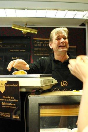 Fudge Kitchen: Big smiles