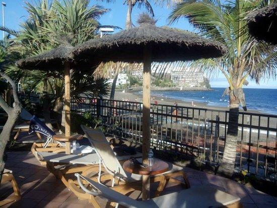 Melia Tamarindos: Acceso a la playa