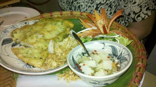 Essence Hanoi Hotel & Spa : excellent restaurant for breakfast or dinner