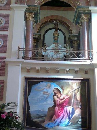 Santuario de Santa Magdalena: Santa Mª Magdalena