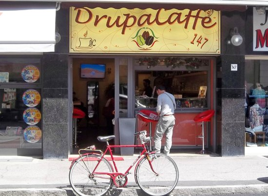 Drupacaffe' : Drupa caffè