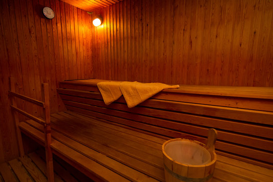 Bandama Golf Hotel : Sauna