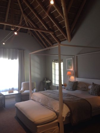 Le Franschhoek Hotel & Spa: Our room
