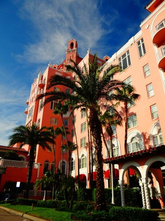 The Don CeSar : Hotel Impressionnant !!
