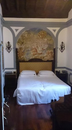 B4 Astoria Firenze: lits doubles très confortables