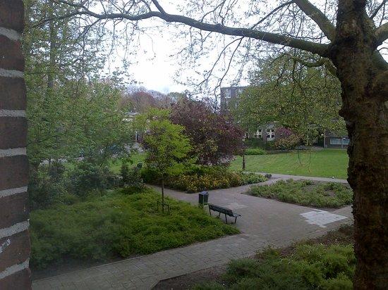 Hampshire Hotel - Lancaster Amsterdam : Vue sur le parc