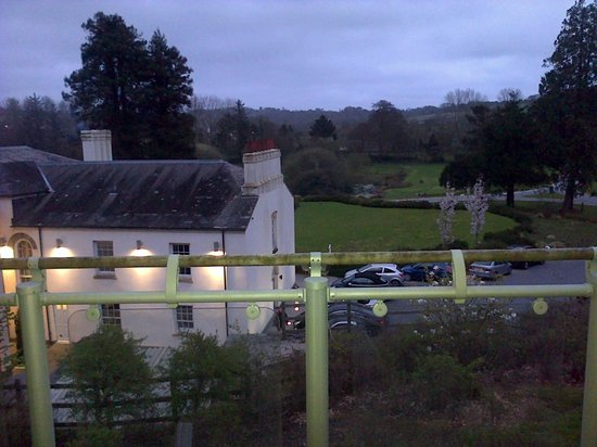 The Cornwall Hotel, Spa & Estate : Room with a view